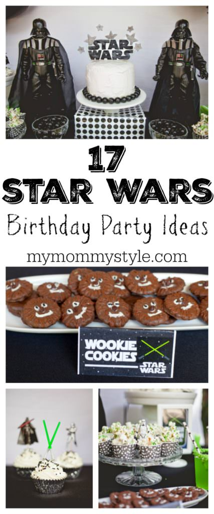 17 Star Wars Birthday Party Ideas