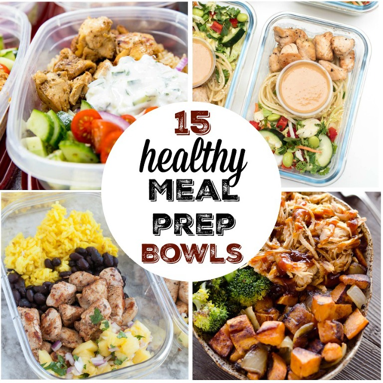 15 healthy and easy meal prep bowl recipes my mommy style here are some items you might need for meal prep forumfinder Gallery