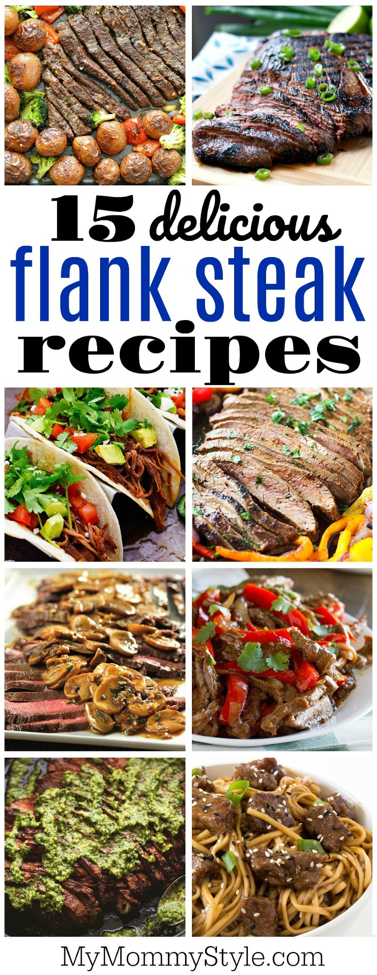 15 delicious flank steak recipes
