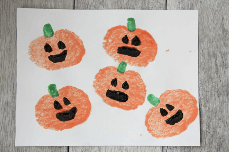 31 Halloween crafts for kids - My Mommy Style