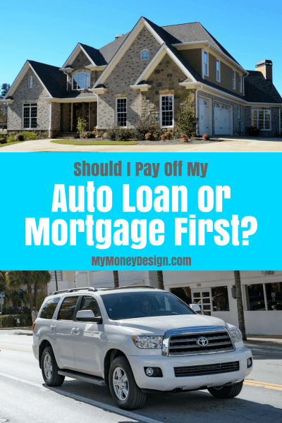Should I Pay Off My Car Loan Early or My Mortgage?