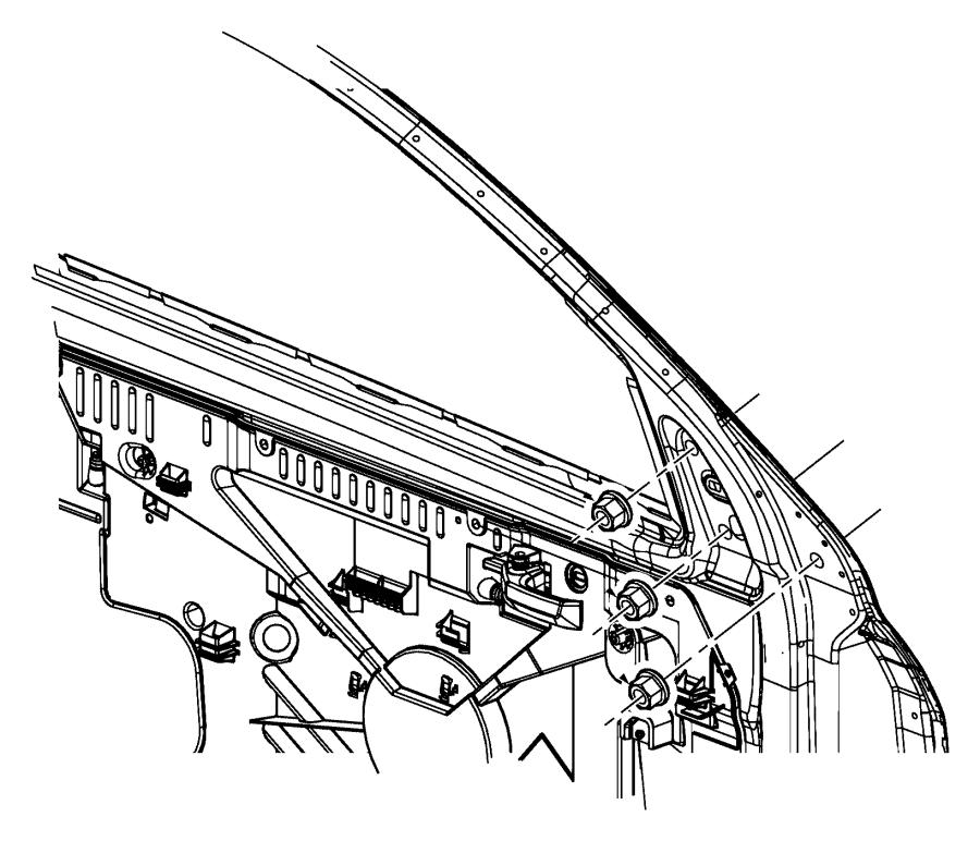 exterior fuse box dodge ram 1500 1996