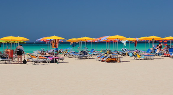 "The Top 10 Italian Beaches and Coasts: ""Beaches of Italy"""