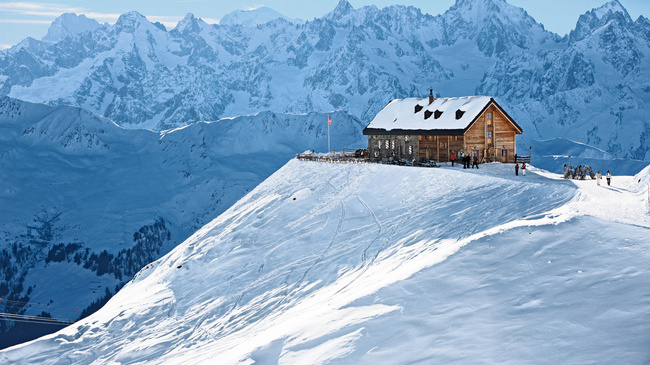 Top 10 Places to Ski in Switzerland