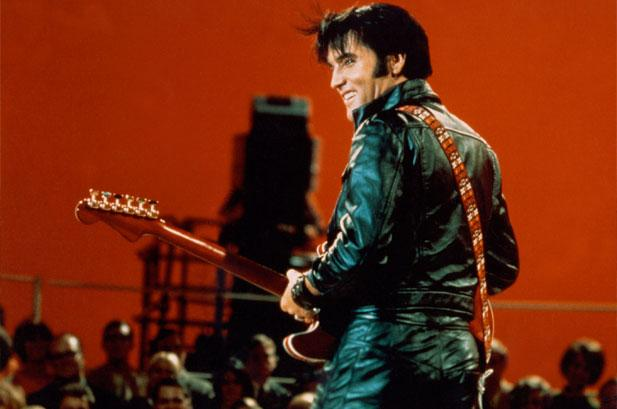 Elvis-and-Guitar