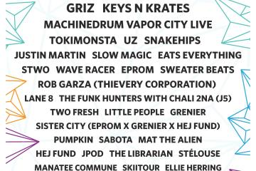 WTF Lineup