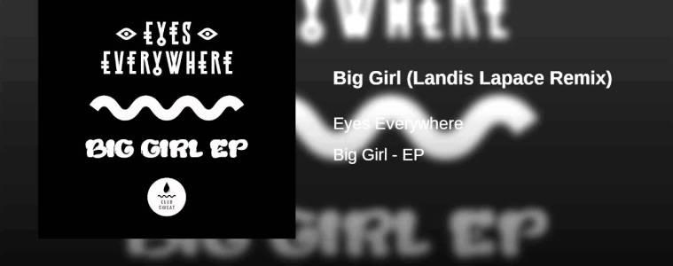 big girl landis lapace