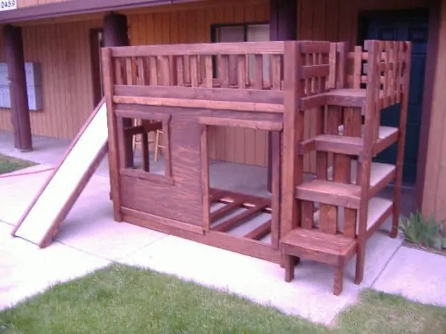 52 [Awesome] DIY Bunk Bed Plans