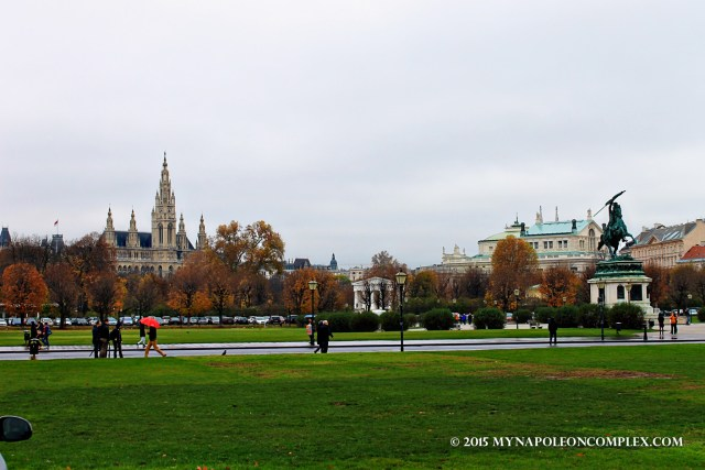 Picture of Rathaus from Josefsplatz