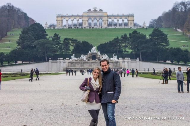Picture of Schönbrunn Palace, Vienna