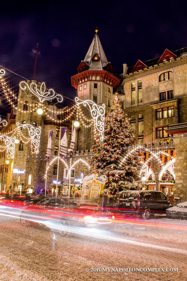 Picture of St. Moritz, Switzerland.