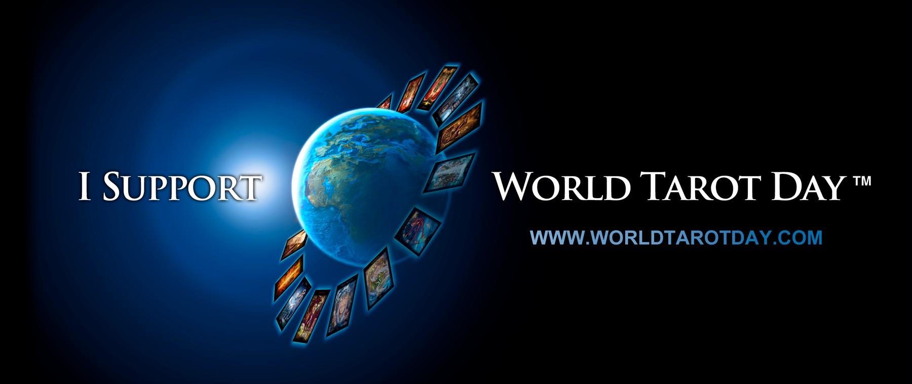 Celebrating World Tarot Day! 50% off Tarot readings and services purchased today!