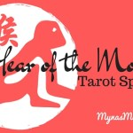 Year of the Monkey Tarot Spread