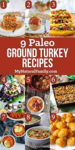 Small Of Low Carb Ground Turkey Recipes