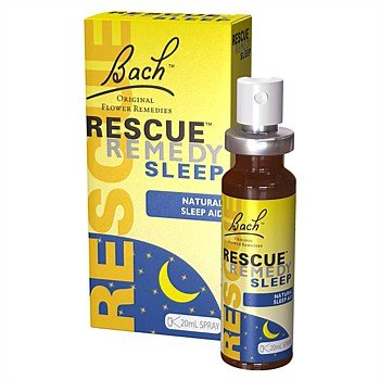 Buy Bach Flower Remedies Rescue Sleep Online 10ml