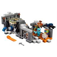 Lego Minecraft The End Portal (21124) | Building Sets ...