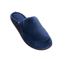 Totes Isotoner Men's Microterry Clog Slipper | Men's ...