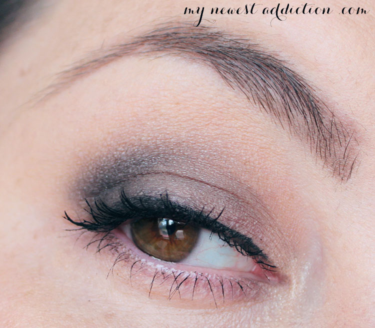 nars smokey eye look 2