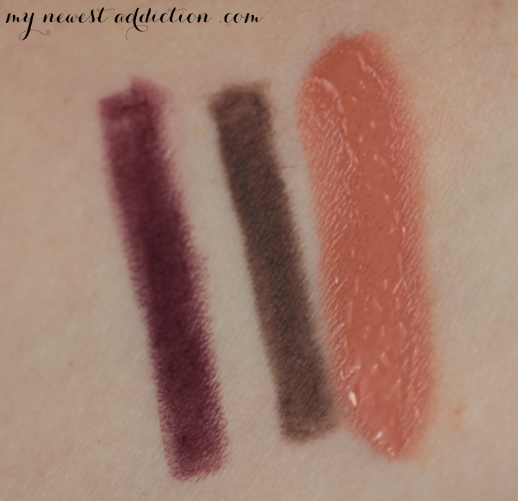 Obsessive Compulsive Cosmetics Fall 2014 Swatches