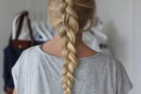 Braided Blonde Hair - My New Hair