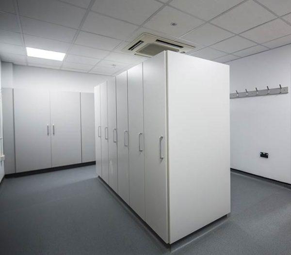Laboratory Storage Units Cabinets Interfocus