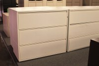 Meridian 3 Drawer Lateral File Cabinet