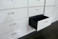 Used Steelcase File | 5 Drawer Lateral File