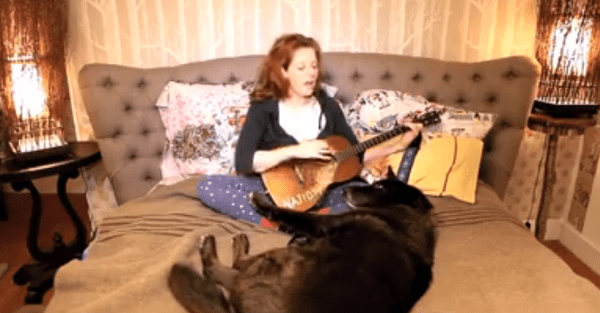 When Neko Case met Liza at the shelter: A love story