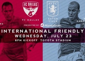 FC Dallas vs Aston Villa