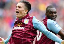 Jack Grealish Wembley