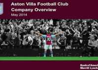 merrill lynch aston villa brochure