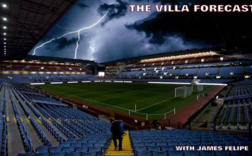 the villa forecast