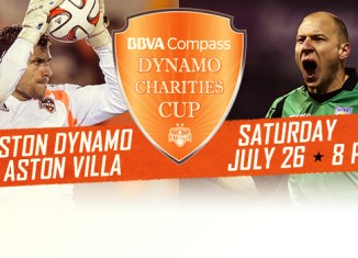 Houston Dynamo vs Aston Villa