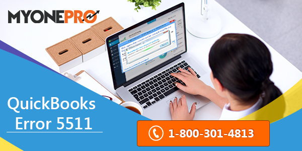 QuickBooks Error 5511 Fix, Resolve, Support