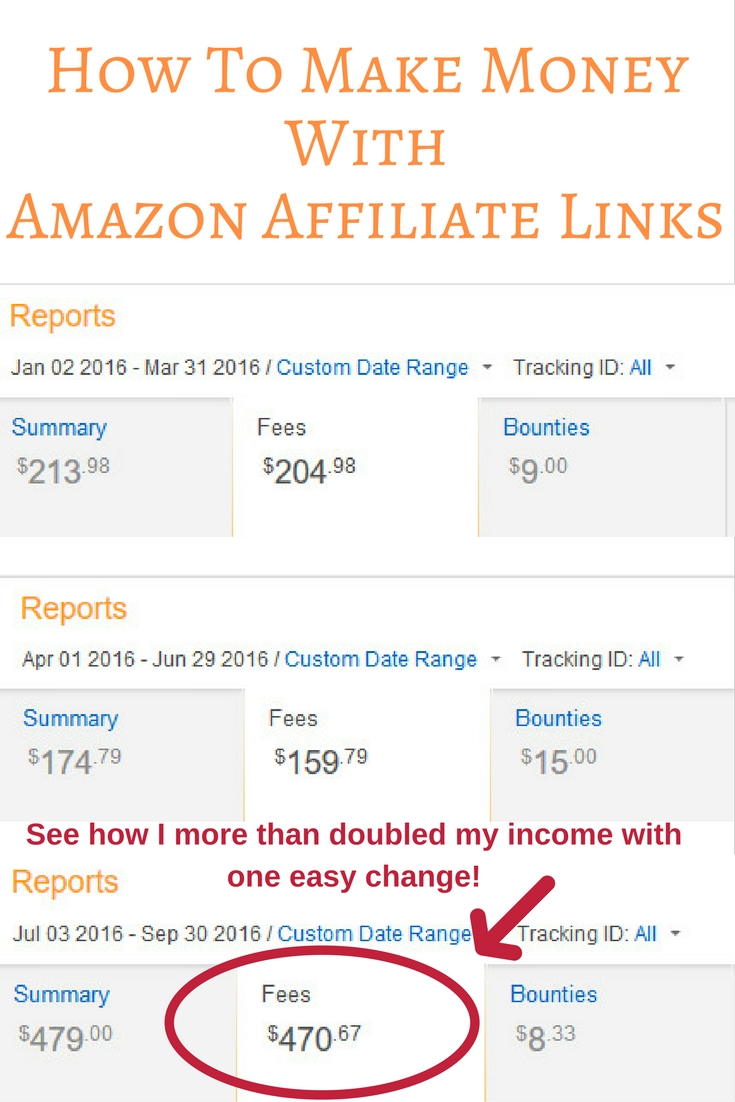 Wondering If You Can Make Money With Amazon Affiliate Links Let Me Show You  How