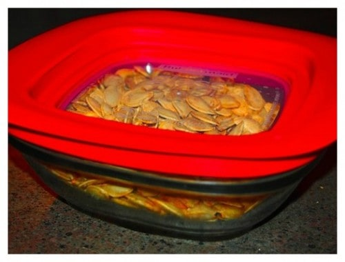 Rubbermaid Storage Glass Containers With Easy Find Lids My Organized Chaos