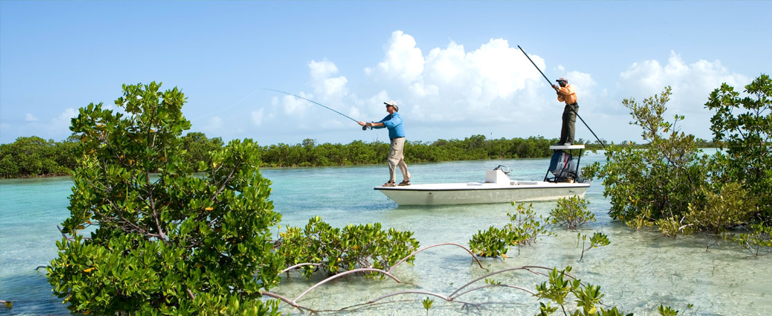 Bonefishing The Out Islands of the Bahamas