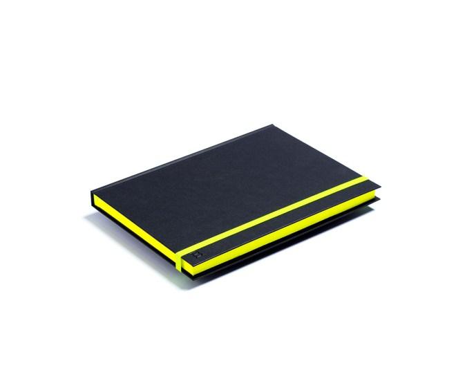Mypaperbook MyBulletJournal Jaune 1