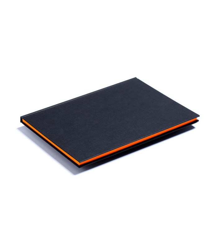MyLargeBook Rigide Orange