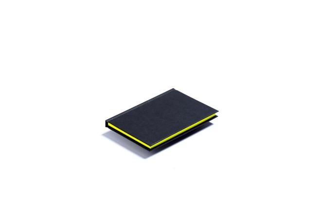 MySmallBook Rigide Jaune 1