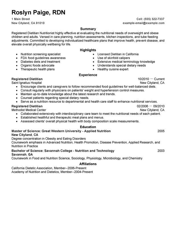 Wellness Activities Assistant Resume Examples \u2013 Free to Try Today