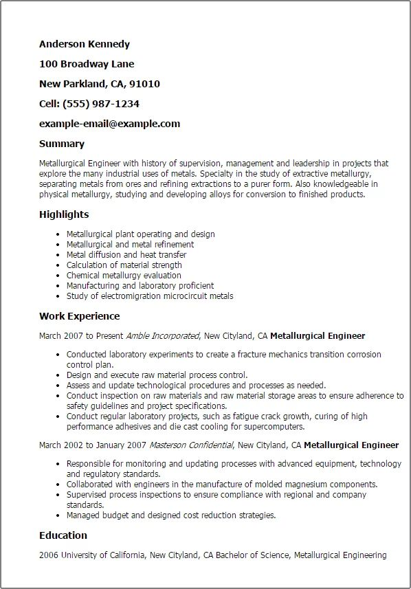 my perfect resume builder