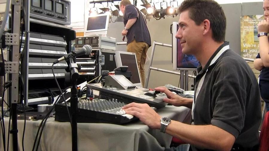 Sound Technicians - My Perfect Resume