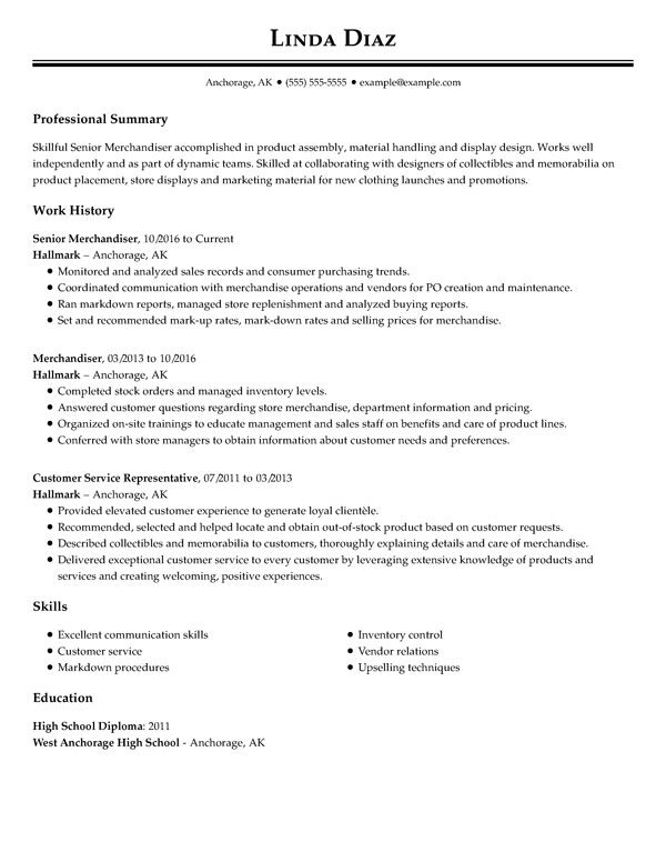 Free Professional Resume Templates from MyPerfectResume