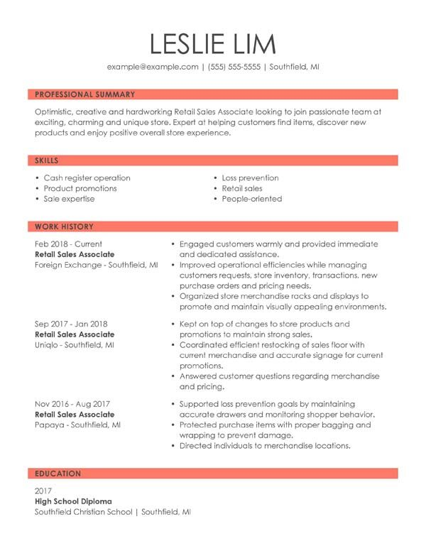 The 3 Resume Formats A Guide on Which Format to Use When