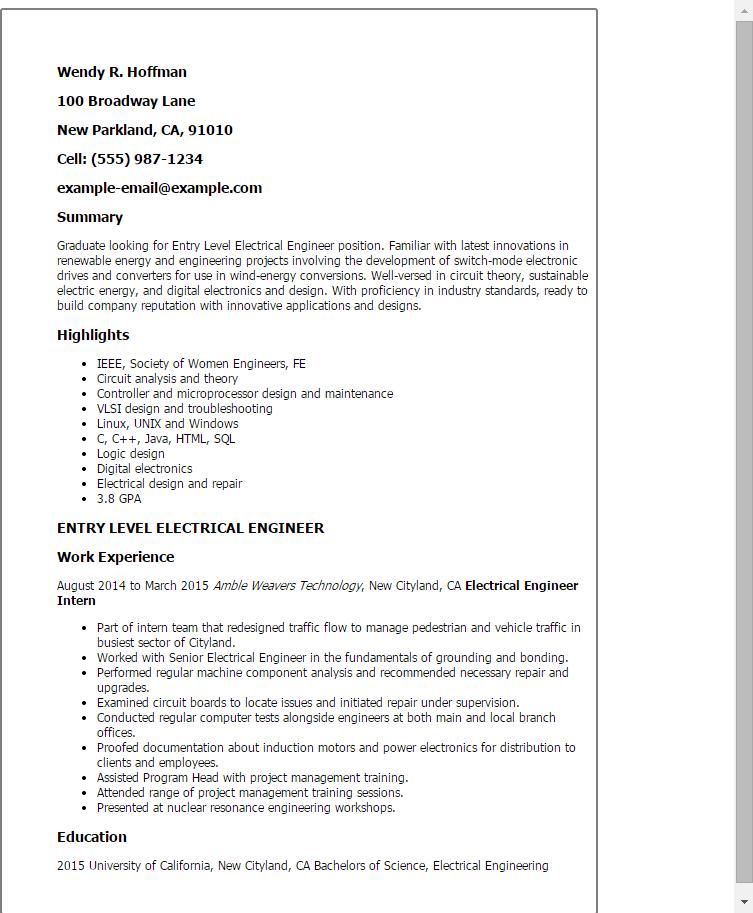 devops entry level sample resume