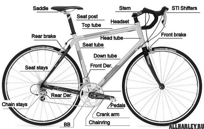 bicycle diagram simple machines bike image bikeimage simple