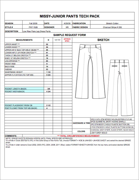 Sample Line Sheet Template Wave Line Information Sheet Example Pdf