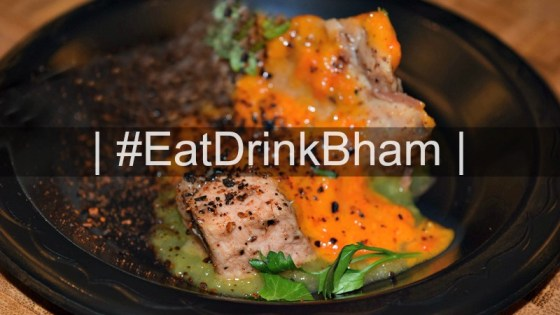 Eat Drink Birmingham | My Pretty Brown Blog