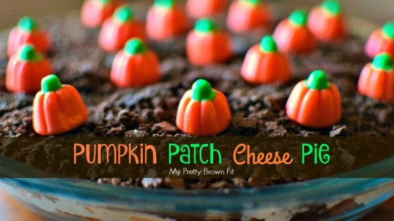 Pumpkin Patch Cheese Pie